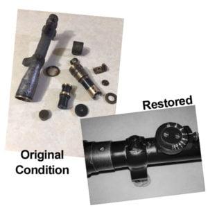 restored patt1918 scope